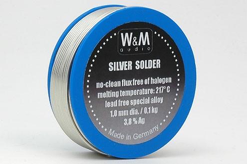 Silberlöt/Silver Solder 100g (Preis pro 1Kg290Euro)