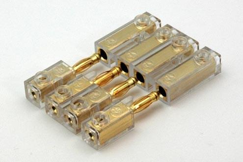 Soundboard-Connector 24K vergoldet