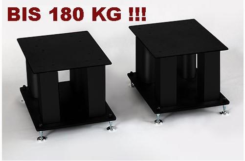 2 x Boxenständer / Lautsprecherständer BX-20B 20cm